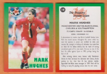 Wales Mark Hughes Manchester United